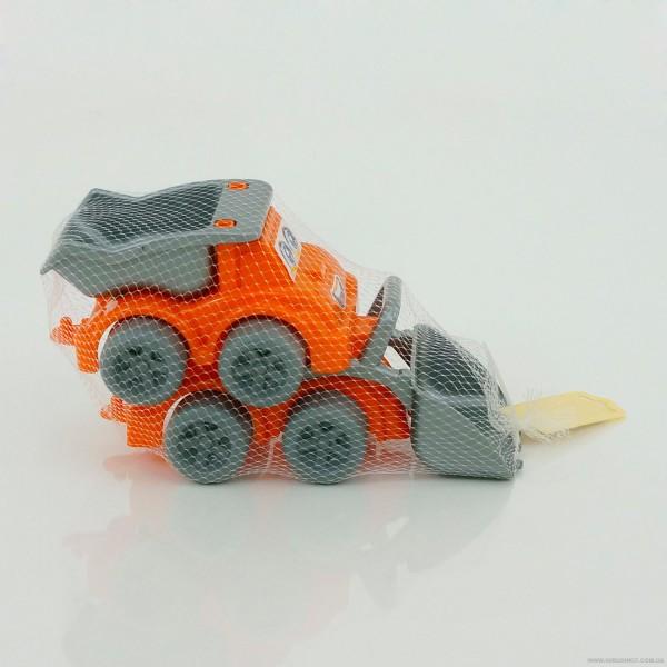 "Машинка+трактор ""Будмайданчик"" 0977 (8) ""ТЕХНОК"""