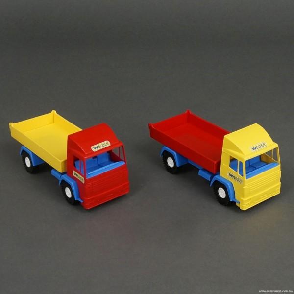 """Mini truck"" грузовик 39209 (12) 2 цвета WADER"