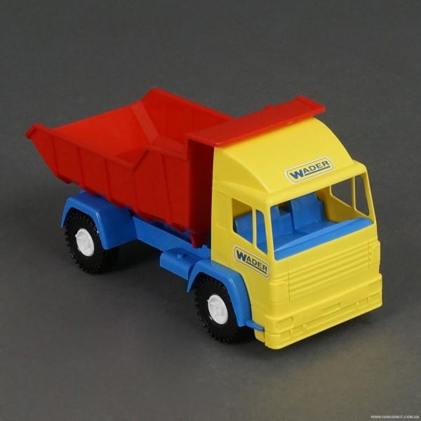 """Mini truck"" самосвал 39208 (32) ""WADER"