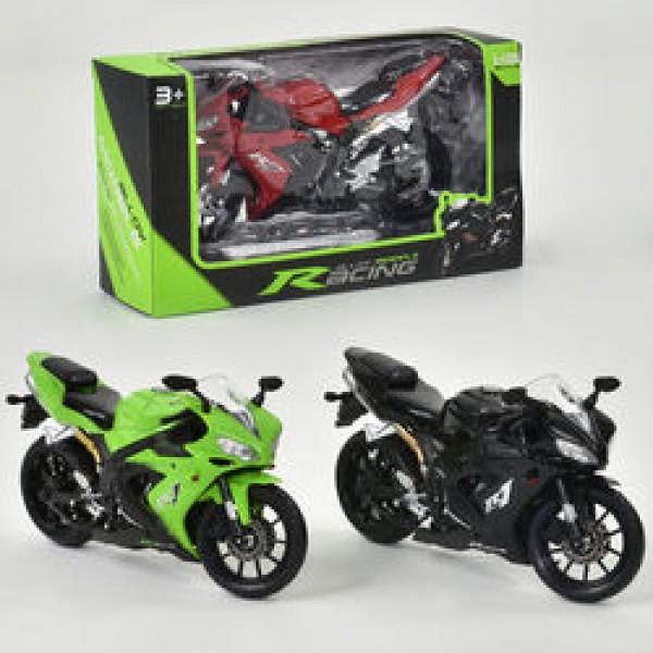 Мотоцикл металлопластик НХ 794-1 (144/4)