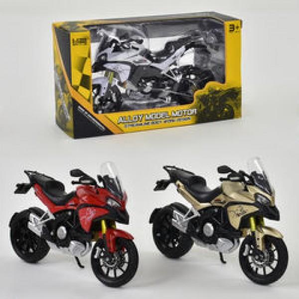 Мотоцикл металлопластик НХ 795 (144/2)