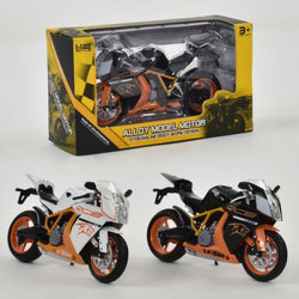 Мотоцикл металлопластик НХ 797 (144/2)