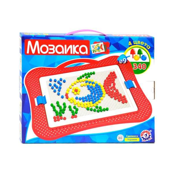 """Мозаика №4 3367 (10) 340 эл, """"ТЕХНОК"""""""