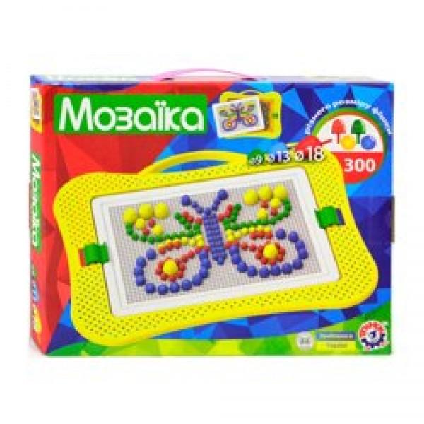 """Мозаика №7 2100 (10) 300 эл, """"ТЕХНОК"""""""