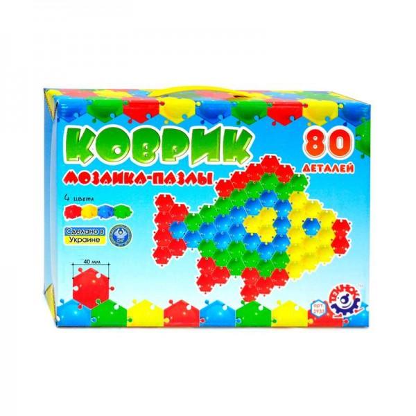 """Мозаика 80 эл. 2933 (15) """"ТЕХНОК"""""""