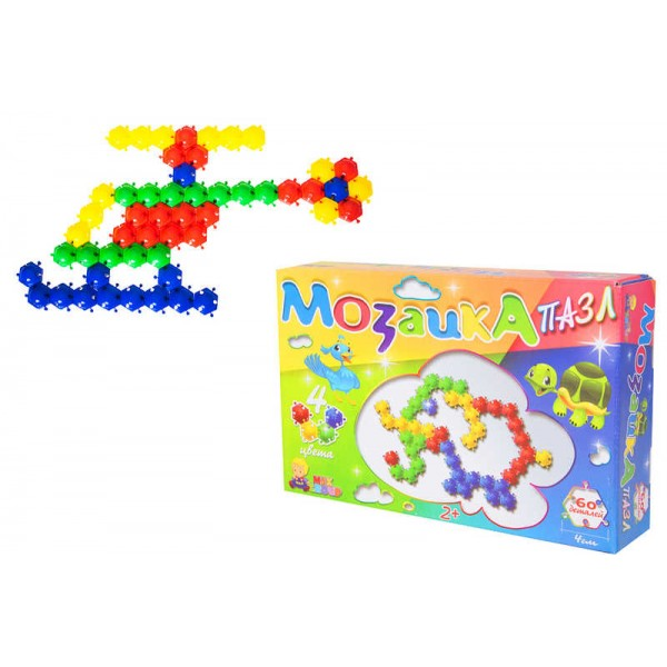 """Мозаика """"Пазл"""" МГ 087 (10) 60 дет."""