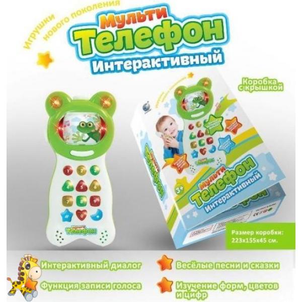 Музыкальный развлекательный телефон FR352 (894606R)