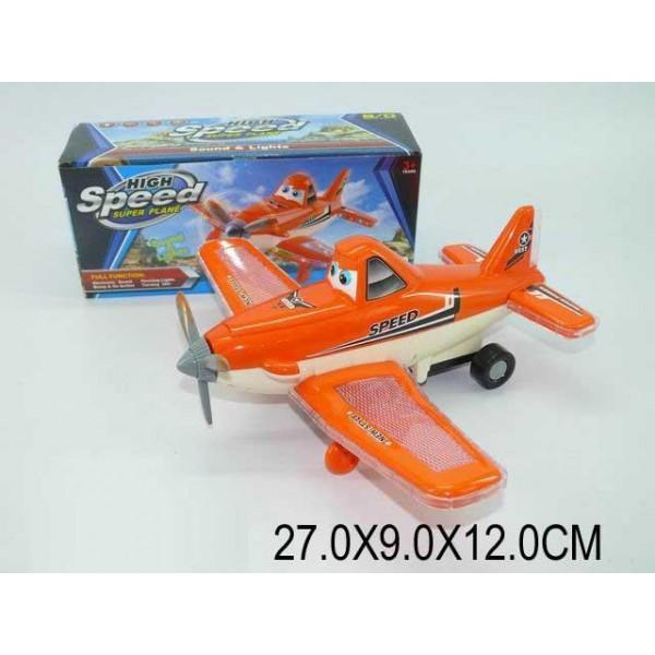 Музыкальный самолетик 3266 (1131902)