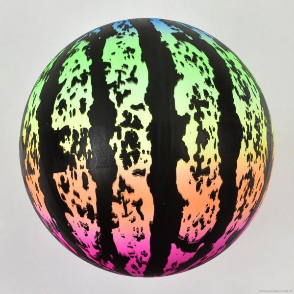 """Мяч детский резиновый F 22193 (400) 70 амм, """"Арбуз"""" размер 9"""""""