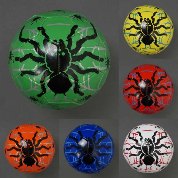 Мяч футбольный 772-626 (100) PVC, вес 270-280 амм, 6 цветов