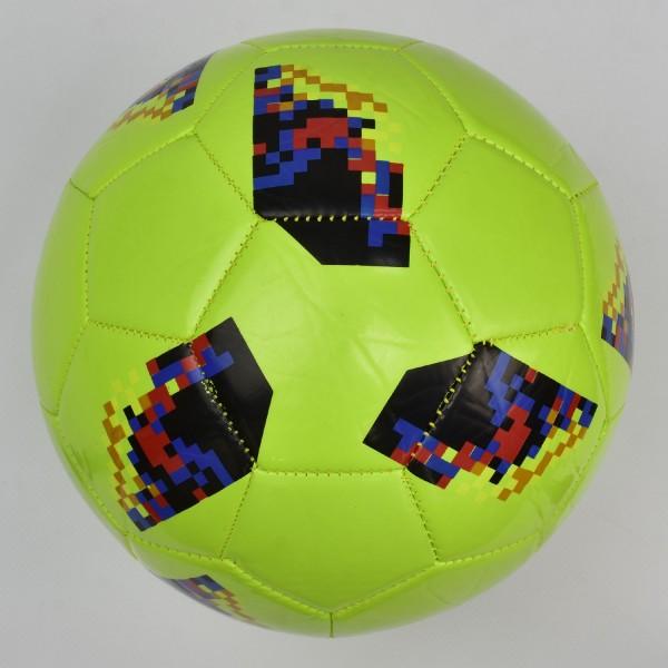 Мяч футбольный F 22049 (60) материал PU, 420 амм, 1 вид, размер №5
