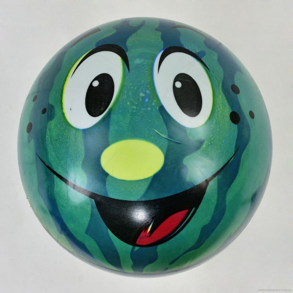 """Мяч резиновый F 22029 (400) размер 9"""", 60 амм"""