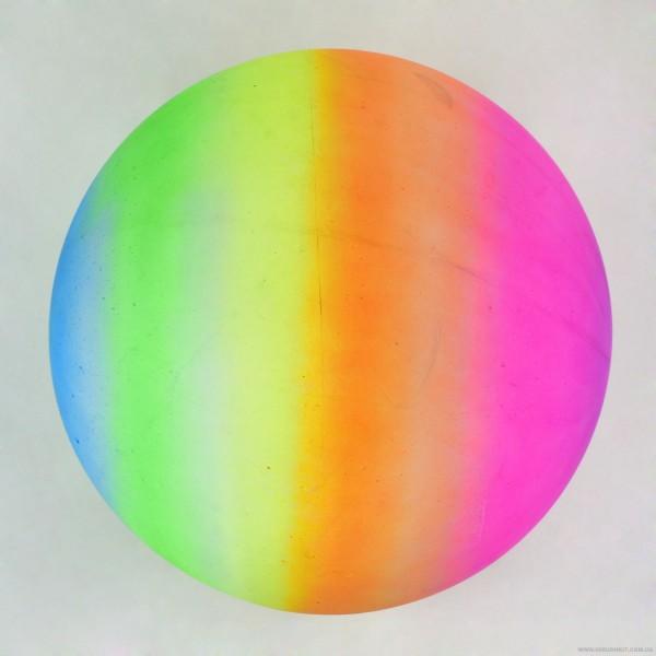 """Мяч резиновый F 22031 (400) размер 9"""", 80 амм"""