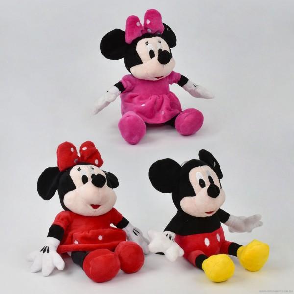 """Мягкая игрушка N 00006 (240) """"Микки Маус"""""""