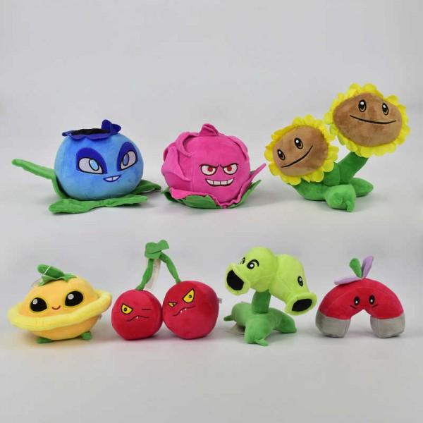 "Мягкая игрушка N 00048 (240) ""Зомби против растений"""
