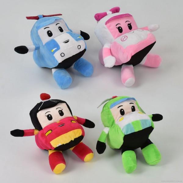 "Мягкая игрушка N 00052 ""Робокар Поли"" (240)"