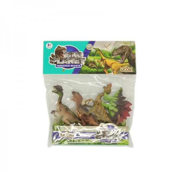 Набір динозаврів 2K504002