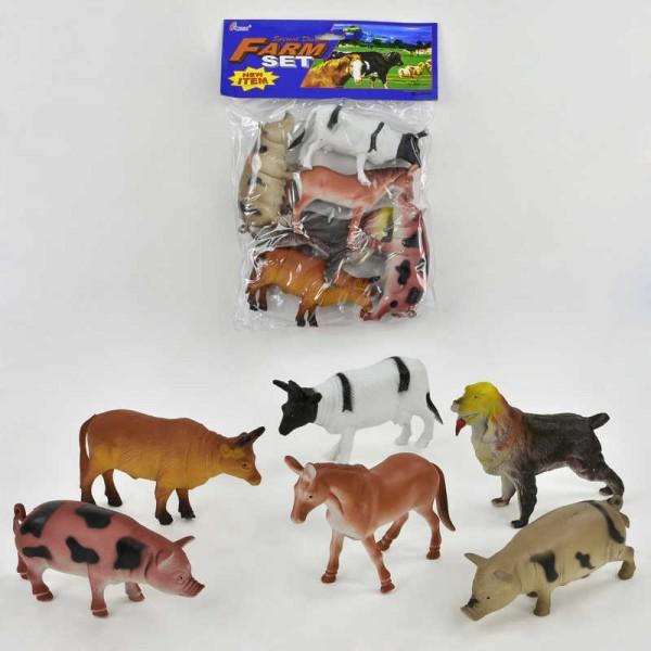 Набор домашних животных Н 636 (72/2)