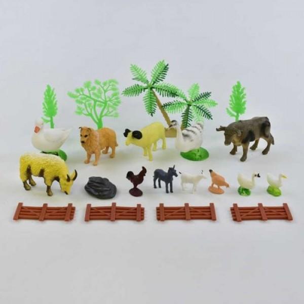 Набор домашних животных NC3789A