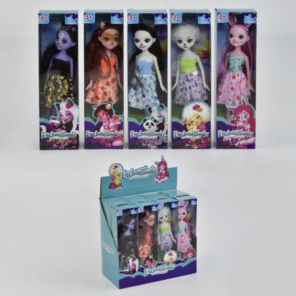"Набор кукол 11683 ""Enchantimals"" (18)"