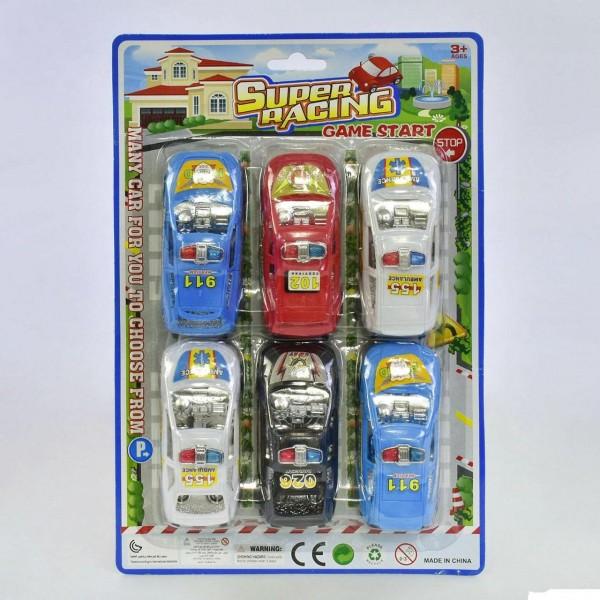 Набор машин 3359A-2