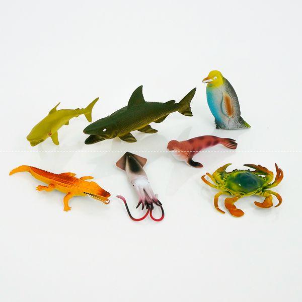Набор морских животных S 709-2 (96)