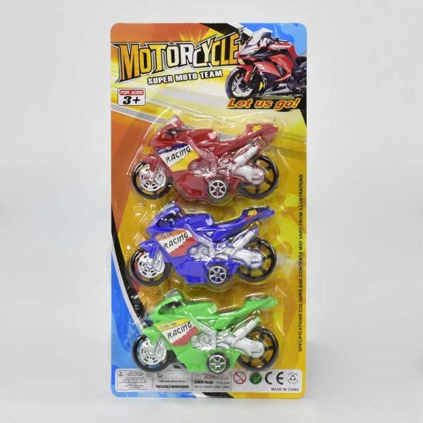 Набор мотоциклов 05-3 (144)