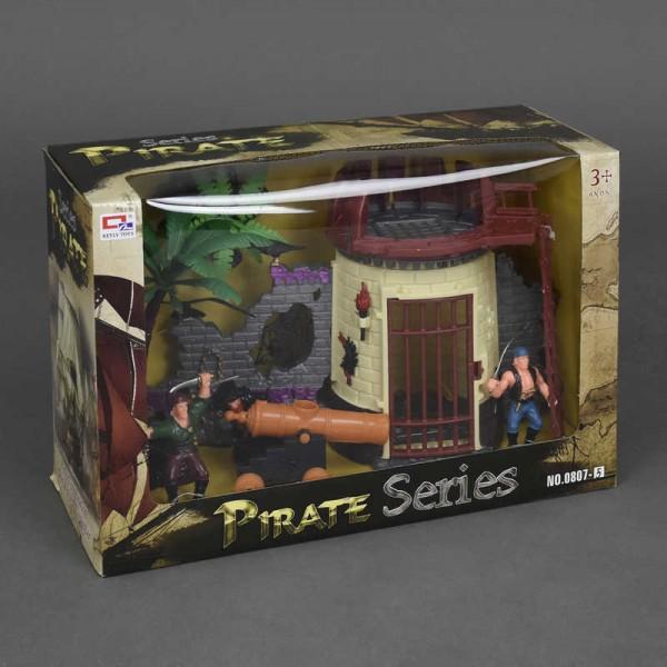 Набор пиратов 0807-5 (18)
