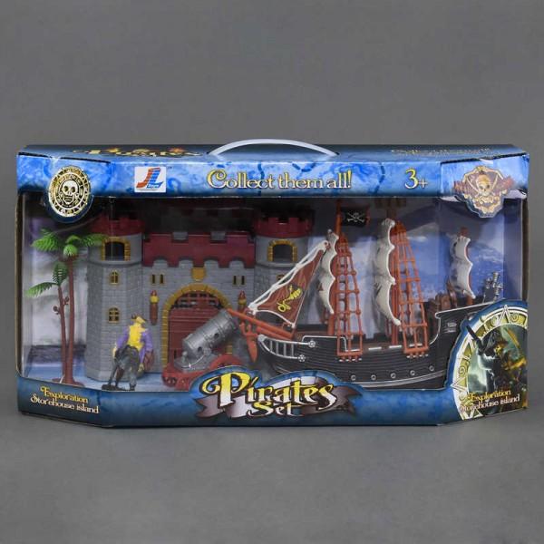 Набор пиратов 15993 B (24)
