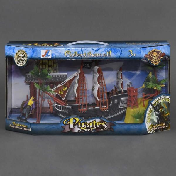 Набор пиратов 15993 D (24)