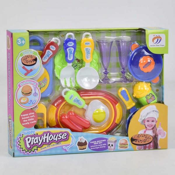 Набор посуды 551-8 А (72)