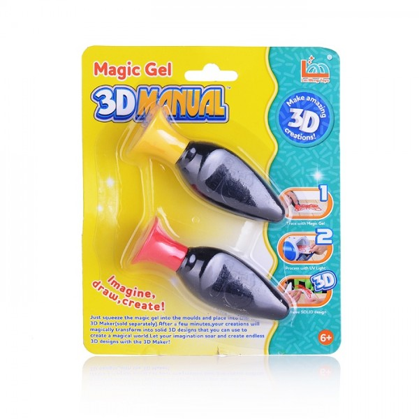 "Набор ручка ""3D"" LM111-7A"