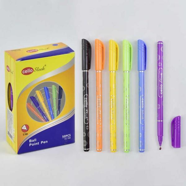 Набор шариковых ручек CL 105 / 555-711 (80)