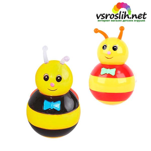 """Неваляшка """"Бджілка"""" 6399"""