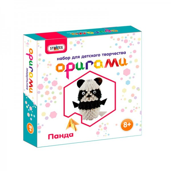 "Оригами ""Панда"" 203-8 (24) ""STRATEG"""