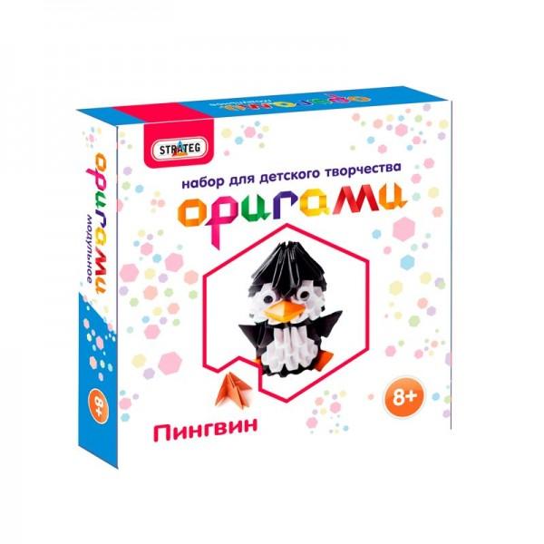 """Оригами """"Пингвин"""" 203-2  (24) """"STRATEG"""""""