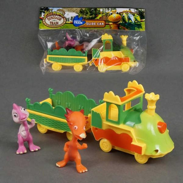"""Паровоз XZ 550 """"Динозавры"""" (168/2)"""
