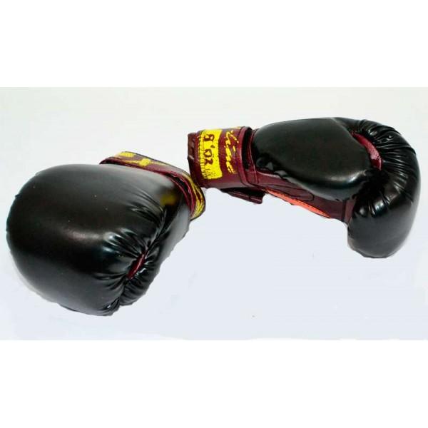 """Перчатки боксерские 6 унций кож. зам. """"ТМ JAB"""""""