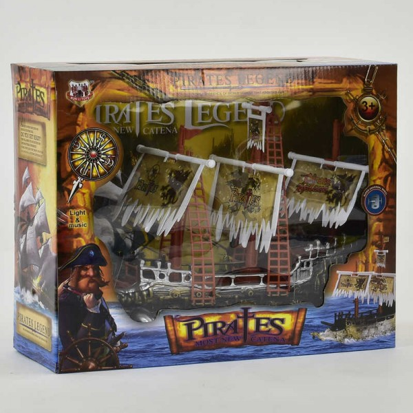 Пиратский корабль 350-1 (18)