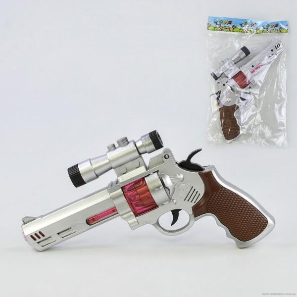 Пистолет музыкальный 3888-4