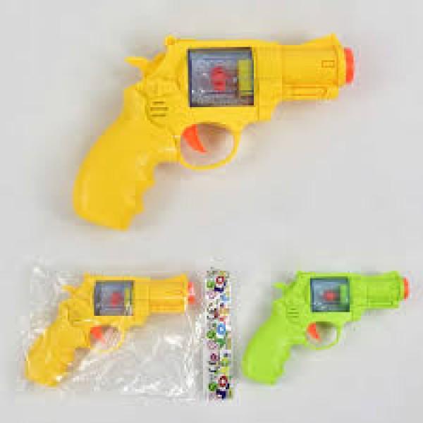 Пистолет музыкальный 5518