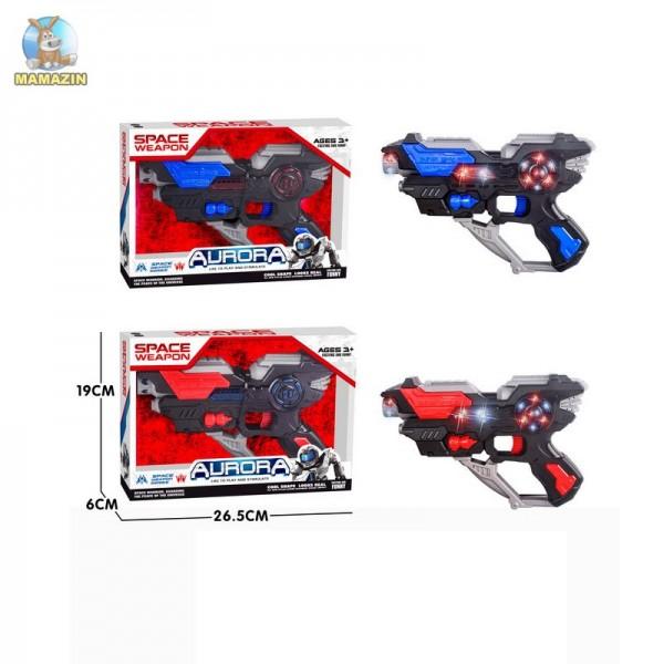 Пистолет музыкальный KT8889-F18