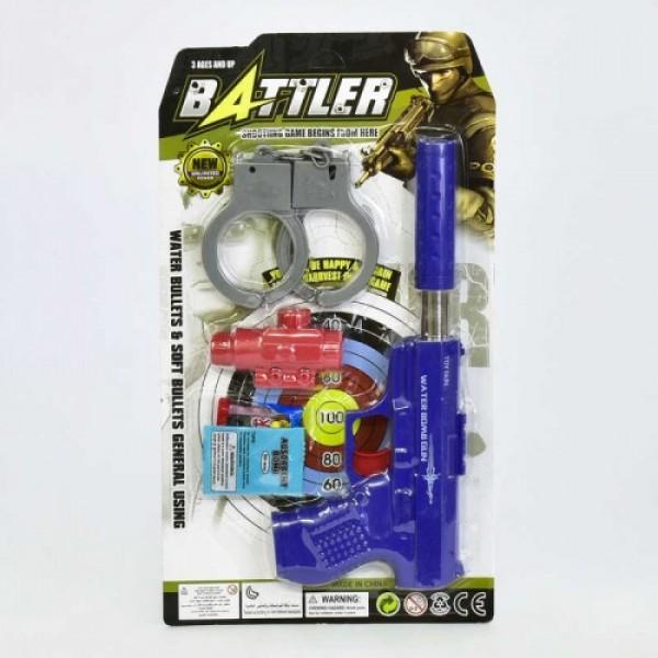 Пистолет с патронами 99-X3B