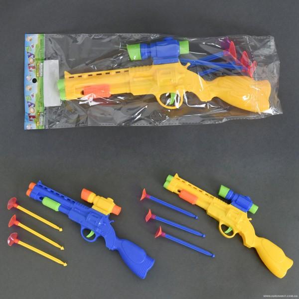 Пистолет с присосками 988-10 (600)