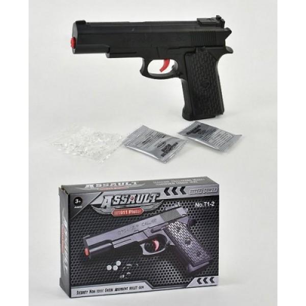 Пистолет с водными шариками T1-2