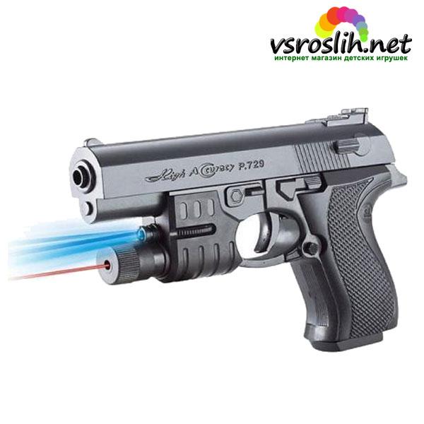 Пистолет SM729 +