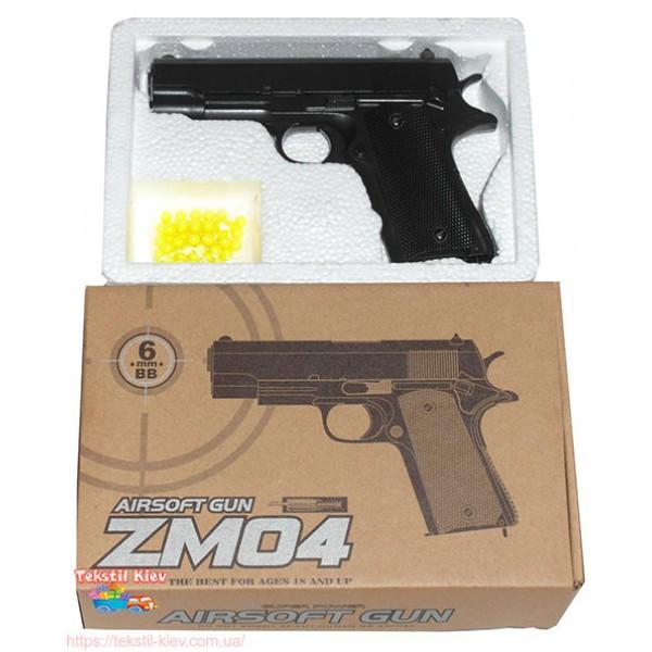 Пистолет ZM04