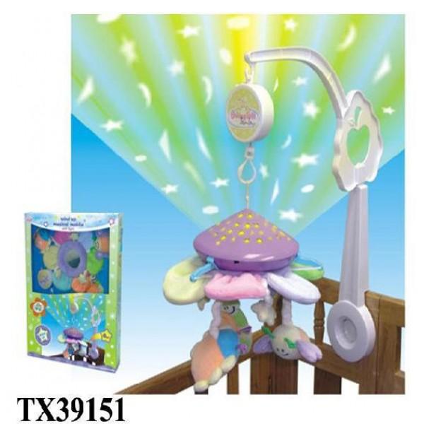 "Погремушка ""Карусель"" TX 39151 (2891)"