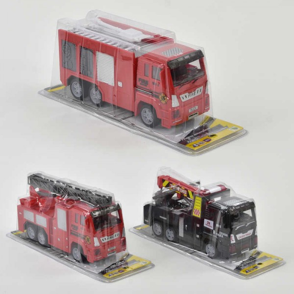 Пожарная машина 89002 С-4-5-6 (72/2)