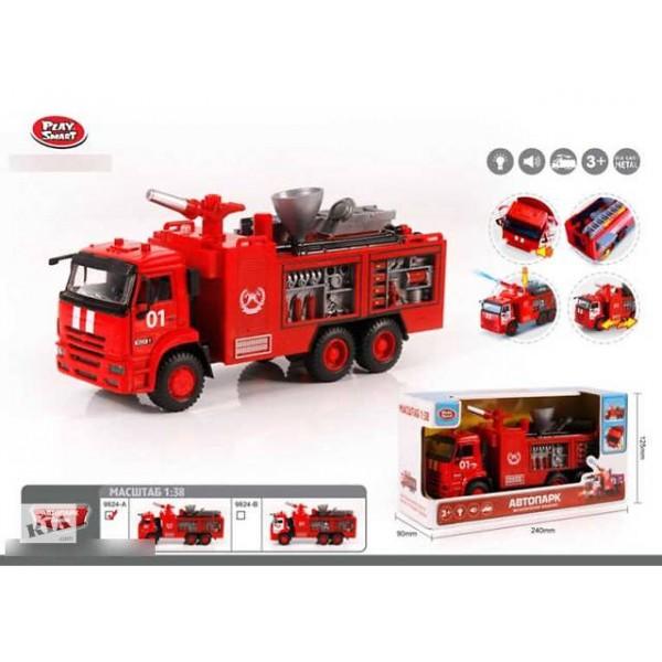 Пожарная машина 9624 A/B